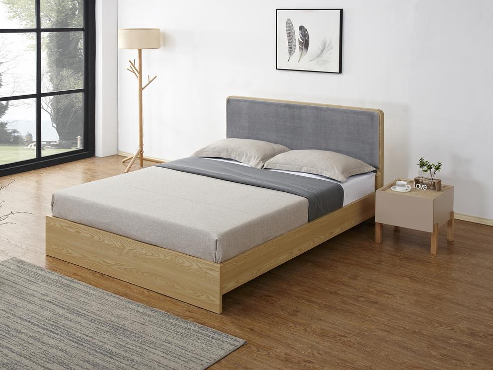 【九五】温馨简约 北欧风格小户型1.8米床