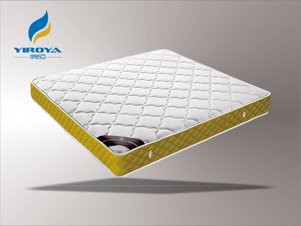 【伊诺亚•3D馨雪】高档防尘螨针织面料3D芯高科技床垫1.5*2.0米双面适用床垫单双人床垫